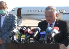 Ambasadorul SUA e dezamăgit de Ciolacu și are un mesaj pentru cei care fac trafic de persoane: Sunteţi criminali, sunteţi laşi şi vă vom urmări oriunde v-aţi ascunde!