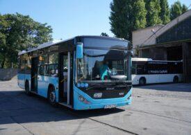 Primăria Capitalei vrea să reorganizeze transportul public, cu benzi pentru STB şi trenul metropolitan