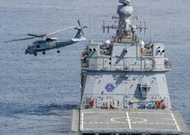 Turcia face exerciţii militare în largul Ciprului, pe fondul tensiunilor tot mai mari cu Grecia