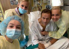 Aleksei Navalnîi a transmis primul mesaj de pe patul de spital. Ce spune după ce a supraviețuit otrăvirii