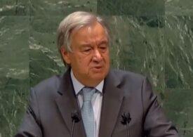 Șeful ONU cere armistițiu mondial pentru stingerea conflictelor calde, dar și evitarea cu orice preț a unui nou război rece