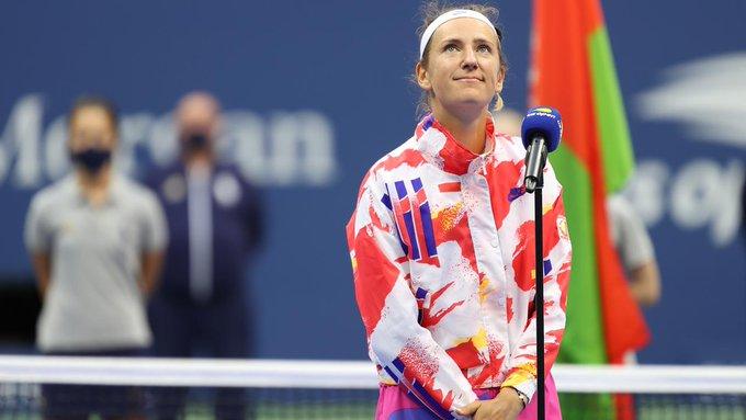 Cum explică Victoria Azarenka eșecul din finala US Open cu Naomi Osaka