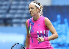 """Primul scandal la Roland Garros apare în chiar prima zi a turneului. Azarenka s-a răstit la un arbitru: """"Chiar vrei să jucăm pe frigul ăsta?"""""""