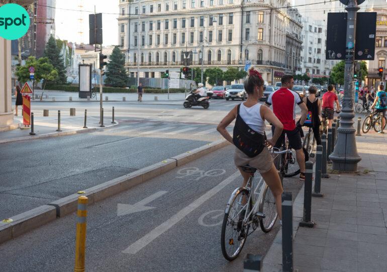 Cum le-a pus Primăria Capitalei bețe-n roate bucureștenilor care ar da mașina pentru bicicletă. Pistele noi se fac în bătaie de joc! Ce promit candidații la funcția de primar general (Foto&Video)