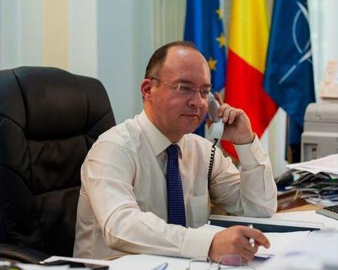 Ministrul Aurescu a discutat la telefon cu omologul polonez, inclusiv despre situația din Belarus