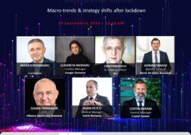 """Care sunt tendinţele şi direcţiile de business şi ce schimbări de strategie pregătesc liderii marilor companii din România pentru adaptarea la """"noua normalitate"""""""
