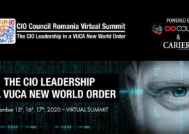 Leadership-ul CIO în noua ordine mondială VUCA
