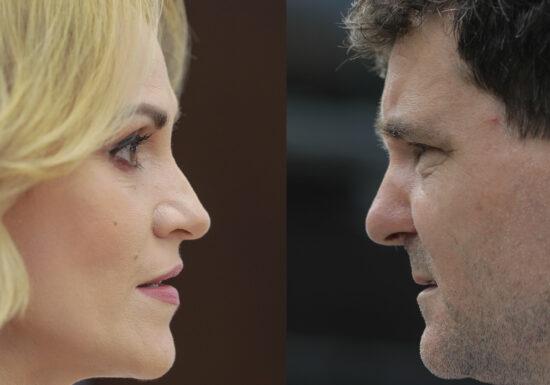 Noi date parţiale pentru Primăria Bucureşti: Diferența dintre Nicușor Dan și Gabriela Firea se mărește