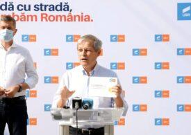 Dacian Cioloș anunță că va candida pentru șefia USR PLUS