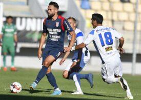 Liga 1: Clinceni și Chindia, egal fără goluri în Ilfov, dar cu un penalti ratat
