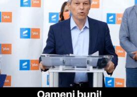 Cioloş: S-au descoperit buletine de vot preștampilate cu Firea