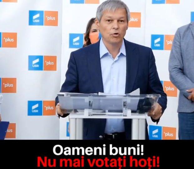 Cioloş şi Barna anunţă planurile USR-PLUS după alegeri: Am înţeles mesajul. E esenţial să susţinem un candidat credibil pentru premier. Cum le răspund nemulţumiţilor din partid