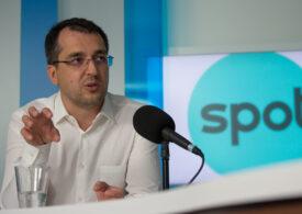 """V. Voiculescu: """"Piatra Neamț se poate întâmpla mâine în aproape orice alt spital din țară"""". Cum îl împiedică Guvernul Orban să fie viceprimar al Capitalei - <span style=""""color:#ff0000;font-size:100%;"""">Interviu video</span>"""
