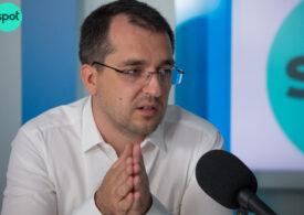 Vlad Voiculescu explică de ce a renunţat la funcţia de viceprimar și de ce a acceptat nominalizarea la Ministerul Sănătății