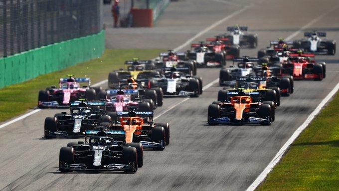 Cursă nebună la Monza, cu un accident îngrozitor pentru Leclerc și cu o victorie surpriză pentru Gasly. Hamilton, departe de podium (Video)
