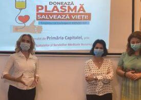 Firea a lansat platforma prin care bucureștenii vindecați de COVID-19 primesc 1.000 de euro dacă donează plasmă. A avut două înscrieri în nici 10 minute (Video)