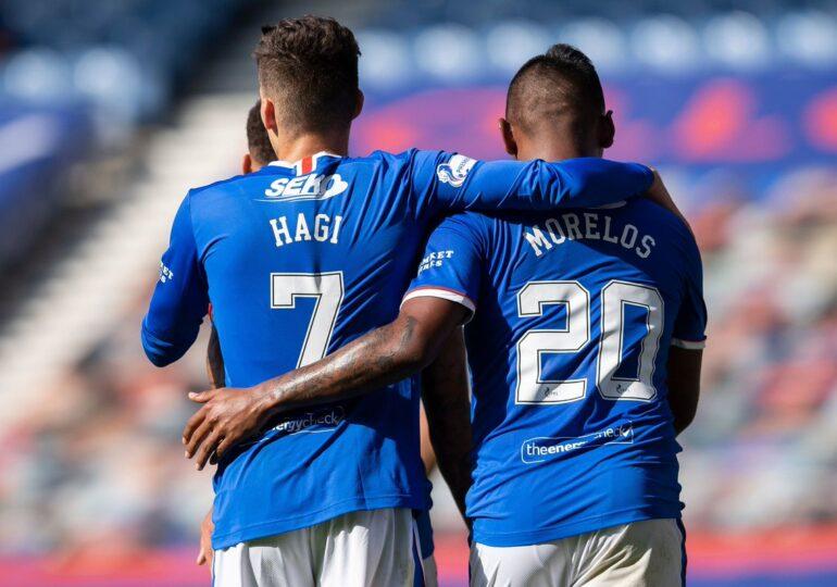 Rangers a reușit scorul săptămânii în Europa: Ianis Hagi a jucat doar pe final