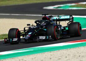 Lewis Hamilton va pleca din pole position în MP al Toscanei