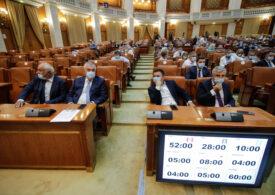 PSD se potolește cu moțiunile de cenzură: PNL cu USR și alte partide au demonstrat majoritatea parlamentară