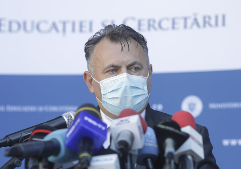 Mesajul lui Tătaru, de Ziua Siguranţei Pacientului: Urez sănătate celor 2.900 de colegi care au nevoie de asistenţă medicală, fiind infectaţi cu noul coronavirus