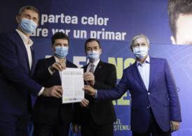 USR-PLUS și PNL și-au asumat în scris un angajament pentru București, cu Nicușor Dan primar și Vlad Voiculescu viceprimar