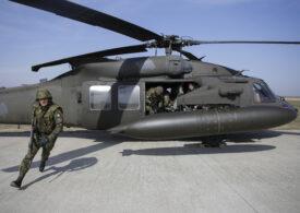 România va găzdui un centru de reparații pentru elicopterele Black Hawk la București