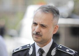 Chestorul Eduard Mirițescu, numit interimar la șefia Poliției Române