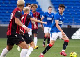 Primele declarații ale lui Ianis Hagi, după ce a fost desemnat omul meciului în Scoția