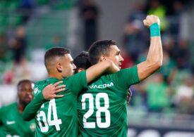 Claudiu Keșeru, gol după gol în Bulgaria, pentru Ludogorets