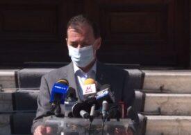 Premierul Ludovic Orban anunță noi măsuri pentru limitarea COVID-19