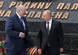 Lukaşenko avertizează: Dacă Belarusul cade, următoarea va fi Rusia