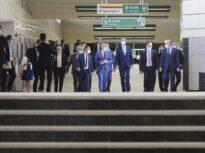 """La două zile de la marea inaugurare a Metroului Drumul Taberei, Metrorex anunță că mai are de finisat stații și că vor apărea """"anumite nesincronizări"""""""