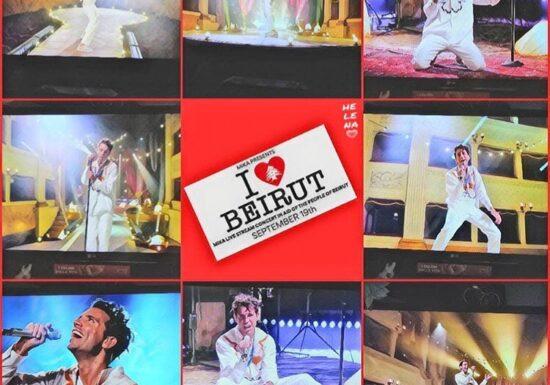 Cântăreţul Mika a susţinut un concert caritabil pentru victimele exploziei din Beirut: Invitați surpriză