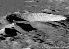 """NASA intenţionează să cumpere eşantioane de sol de pe Lună de la """"furnizori comerciali"""""""