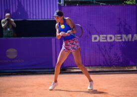 Reacția Patriciei Țig după victoria de la Roland Garros