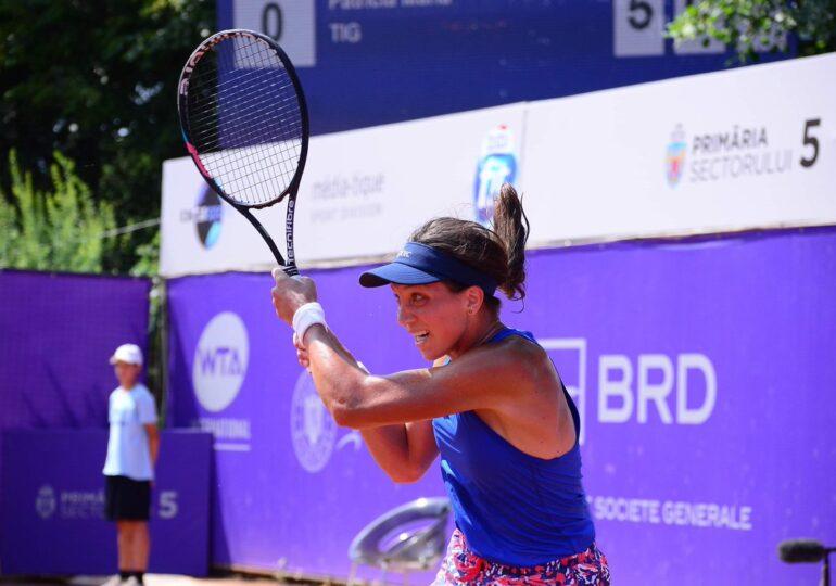Patricia Țig merge în finala de la Istanbul și o va înfrunta pe Genie Bouchard