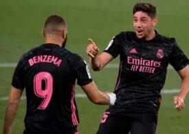 Real Madrid, prima victorie în La Liga după un thriller spectaculos cu Betis (Video)