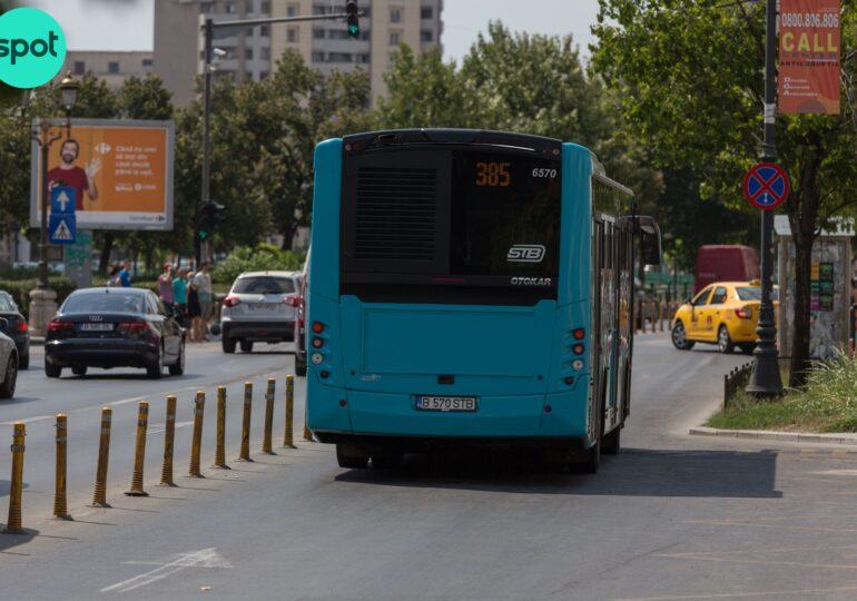 EURO 2020: STB va avea linii de transport special pentru suporteri şi va devia unele trasee în zilele meciurilor