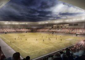 Un nou stadion ultramodern în România: Va avea 16 mii de locuri