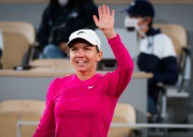 Prima reacție a Simonei Halep după victoria impresionantă cu Amanda Anisimova de la Roland Garros