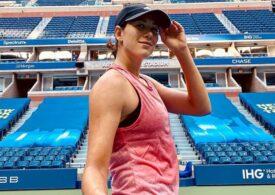 Garbine Muguruza, eliminată de la US Open de o jucătoare care nu mai evoluase din 2017
