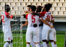 Liga 1: Hermannstadt câștigă în deplasare