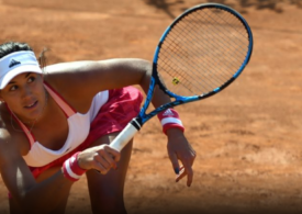 Garbine Muguruza, despre meciul cu Simona Halep din semifinalele de la Roma