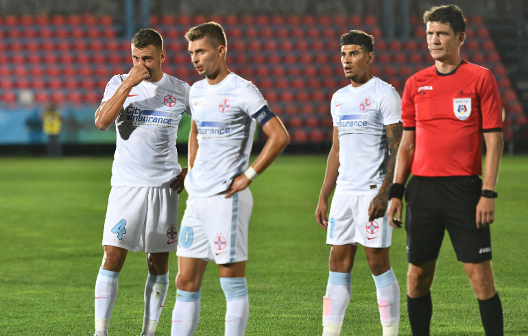 Dezastru total la FCSB: Alți patru jucători au fost depistați pozitiv cu coronavirus