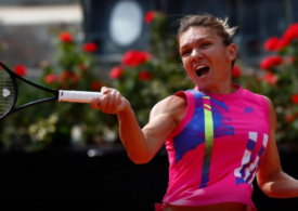 Simona Halep se califică în finala de la Roma după o victorie superbă cu Garbine Muguruza