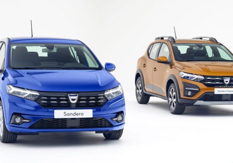 Dacia a prezentat imagini detaliate cu noile Sandero și Logan: Motoarele diesel dispar (Galerie foto și video)