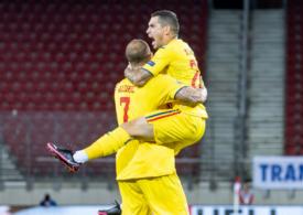 România învinge Austria și urcă pe primul loc în grupa din Liga Națiunilor