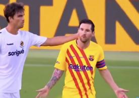 Cine e jucătorul care l-a scos din sărite pe Messi: Argentinianul s-a enervat pe teren