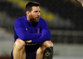 Ce spune antrenorul Barcelonei despre relația cu Leo Messi