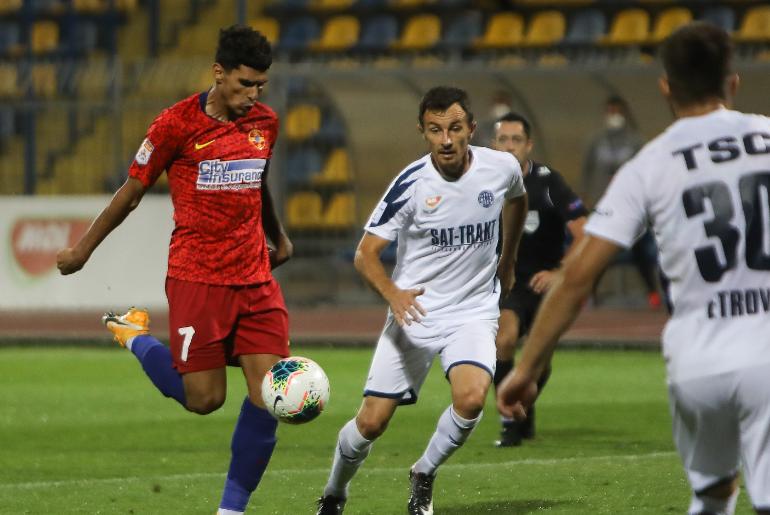 Prima decizie luată de FCSB după calificarea în turul 3 din Europa League
